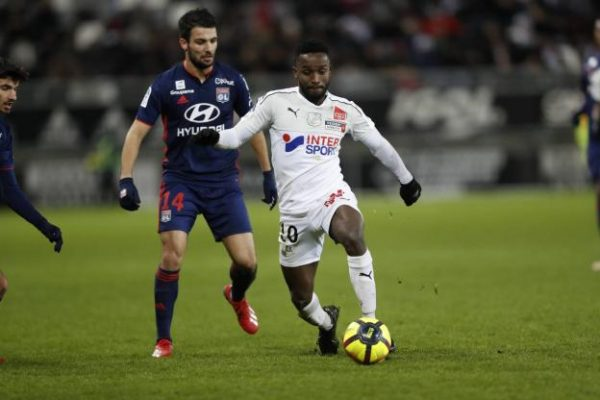 Amiens : Steven Mendoza pourrait rejoindre Rennes
