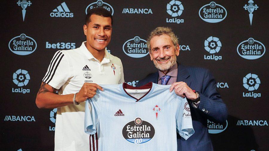 Officiel : Le Celta Vigo recrute un défenseur