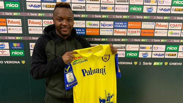 Officiel : Un ancien du PSG débarque au Chievo Verone