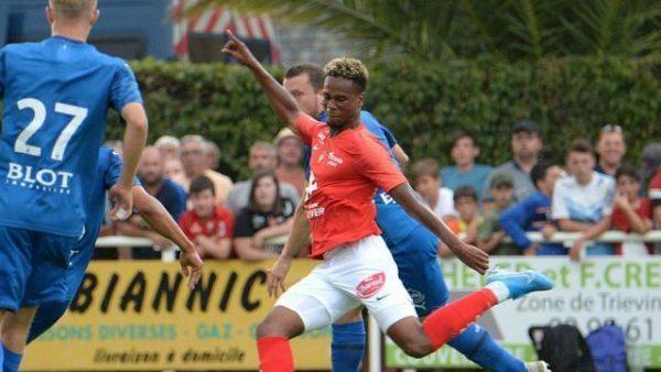Officiel : Brest prête Osei Yaw en National 1