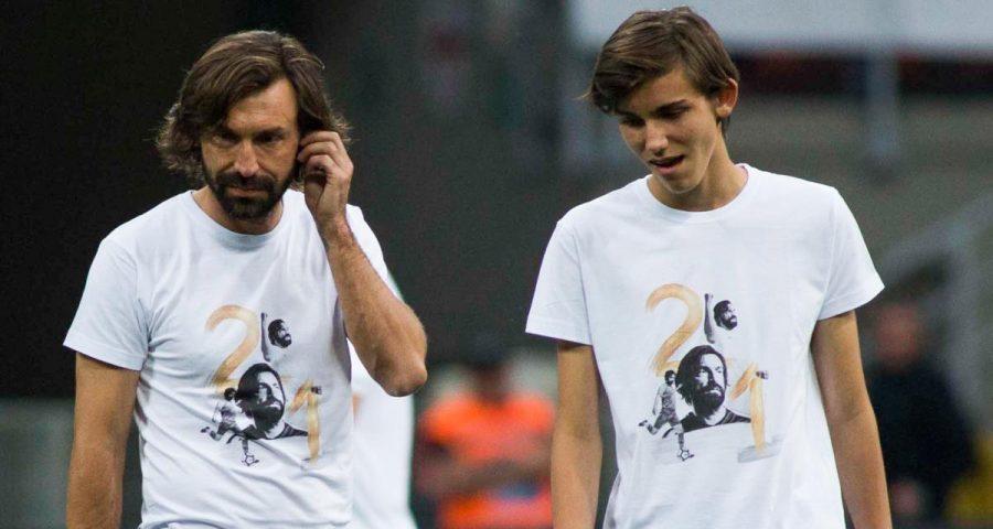 PSG : le fils d'Andrea Pirlo est espéré