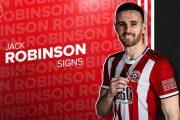 Officiel : Sheffield s'offre Jack Robinson