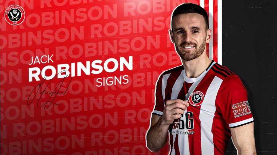 Officiel : Sheffield s'offre Jack Robinson
