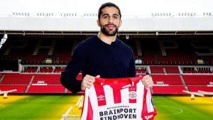Milan AC : Ricardo Rodriguez débarque au PSV Eindhoven