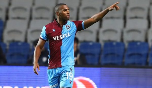 Officiel : Sturridge quitte Trabzonspor !