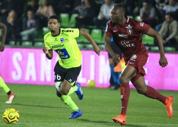 FC Metz : Stoppila Sunzu va quitter le club