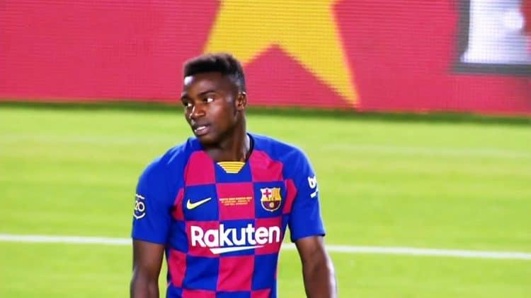 OGC Nice : le club lorgne sur un Barcelonais