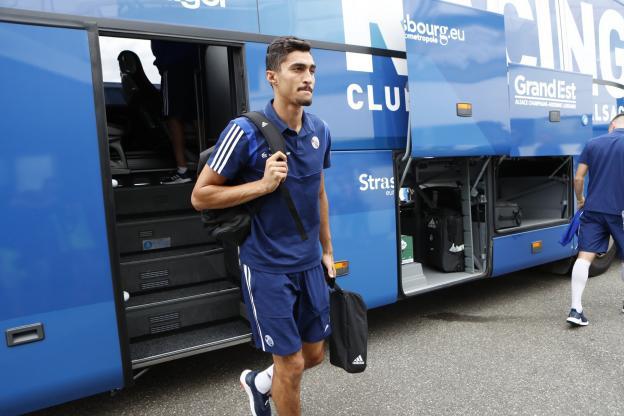 Strasbourg : Moataz Zemzemi vers la sortie ?