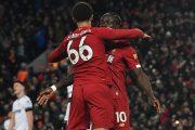 Liverpool : Trent Alexander-Arnold bat son propre record