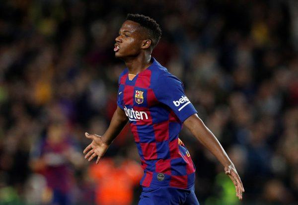 FC Barcelone : Ansu Fati déclaré intransférable