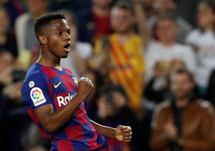 Borussia Dortmund : un attaquant du Barça dans le viseur