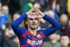 Mercato – Barcelone : Antoine Griezmann sur le départ ?