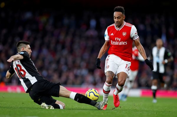 Arsenal : Pierre-Emerick Aumabeyang souhaite rester