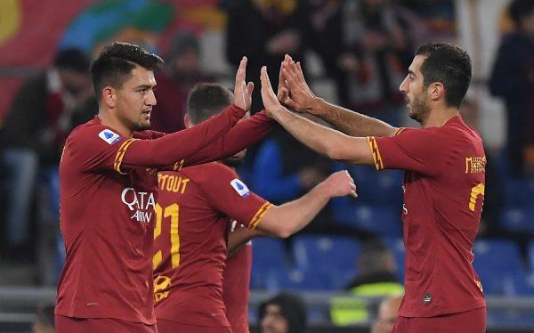AS Roma : l'entraineur veut garder deux joueurs prêtés
