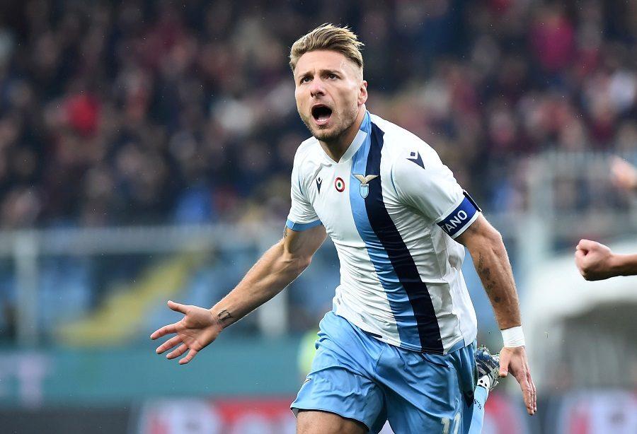 Naples : un attaquant de la Lazio Rome plutôt qu'Edinson Cavani ?