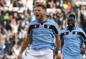 Naples vise le meilleur buteur de Serie A