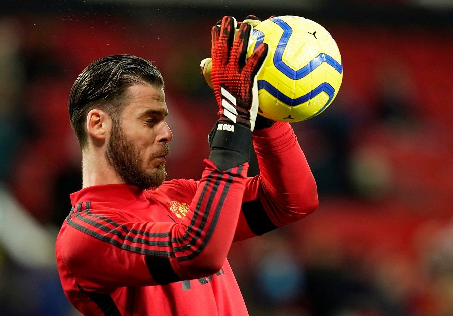 Man United : deux clubs pistent David De Gea