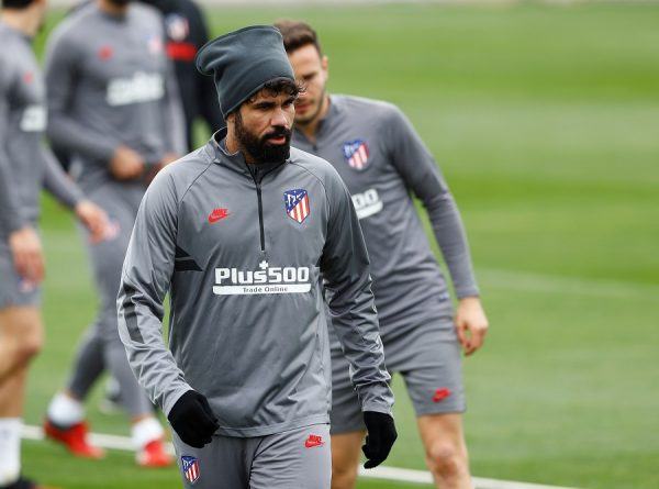 Atletico Madrid : une piste en MLS pour Diego Costa
