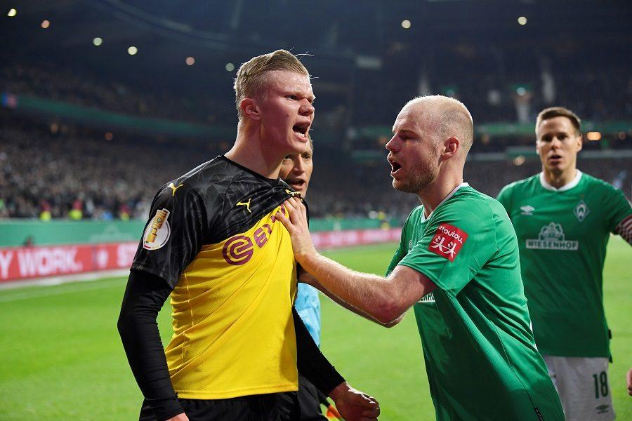 Dortmund : Erling Haaland marque (déjà) l'histoire de la Bundesliga