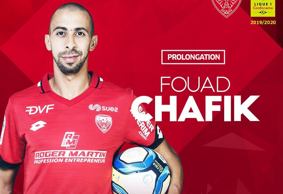 Officiel : Dijon prolonge Fouad Chafik