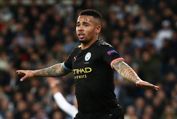 Manchester City : des discussions pour Gabriel Jesus