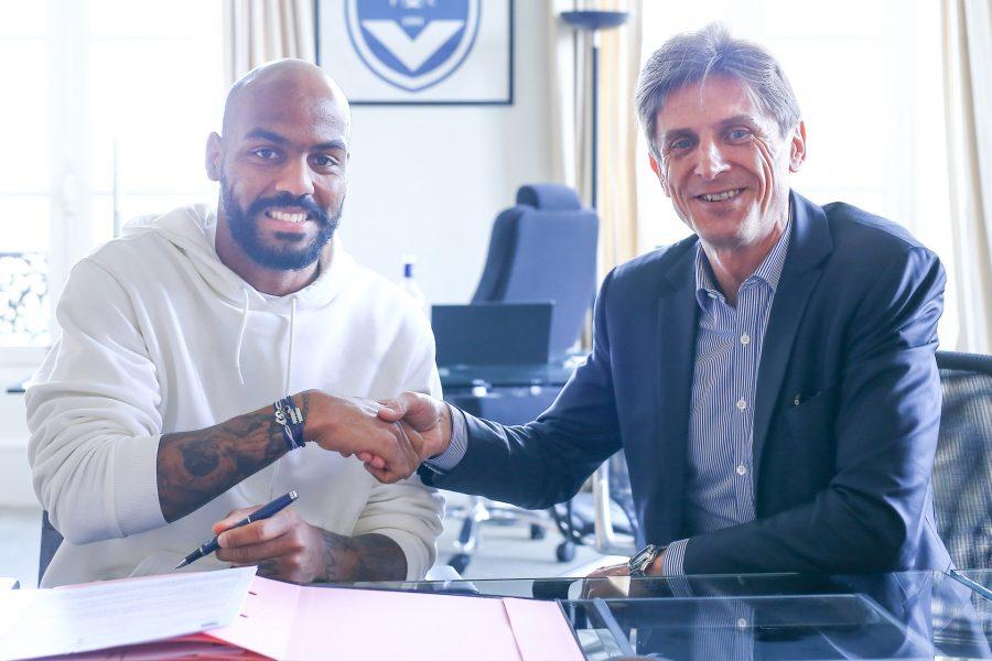 Officiel : Jimmy Briand prolonge jusqu'en 2022 avec Bordeaux !