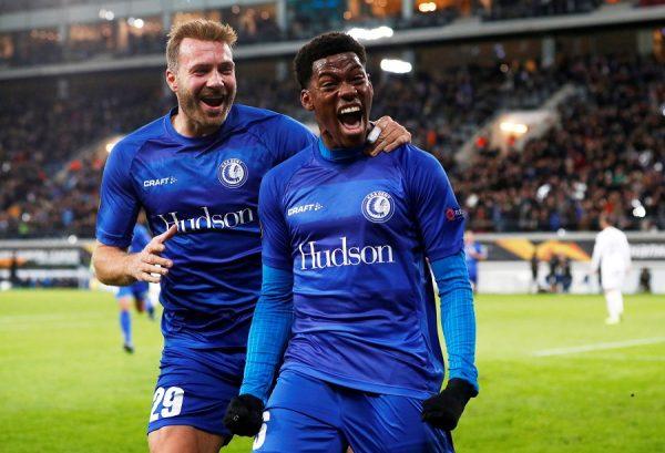 La Gantoise : Jonathan David viserait la Bundesliga