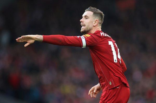Liverpool : Jordan Henderson ne regrette pas Philippe Coutinho