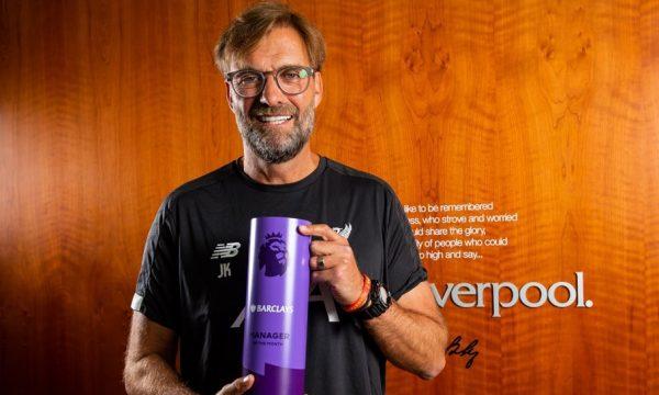 Premier League : Jurgen Klopp élu entraîneur du mois de janvier