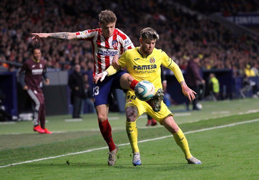 Atletico Madrid : Kieran Trippier évoque un retour en Angleterre
