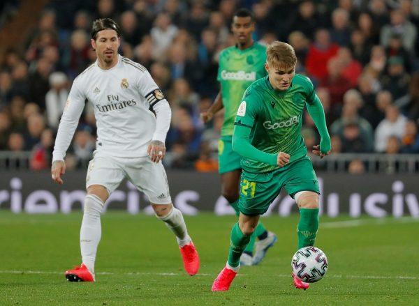 Le Real Madrid décidé à faire revenir Martin Odegaard après son chef d'oeuvre en Coupe du Roi