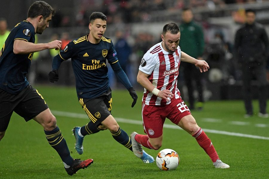 Officiel : Mathieu Valbuena prolonge avec l'Olympiakos
