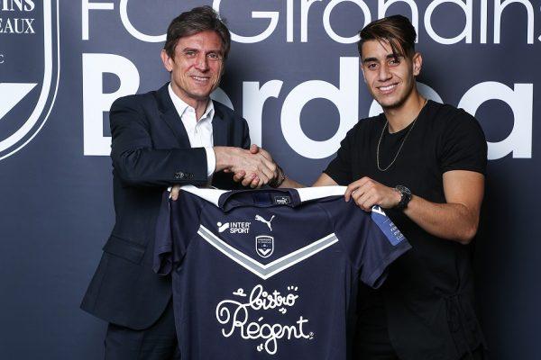 Girondins de Bordeaux : c'est officiel pour Khacef