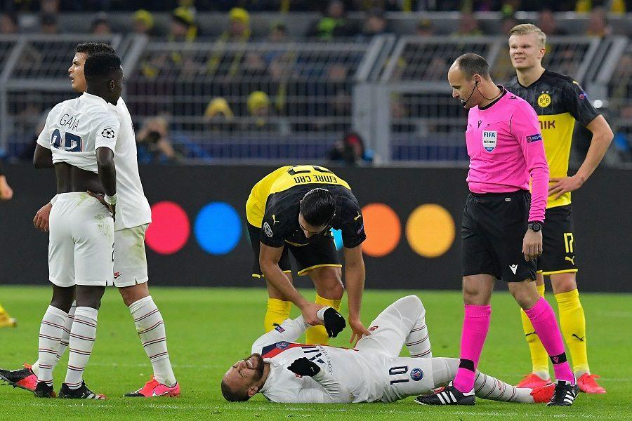 Ligue des Champions : les (nombreux) maux du PSG