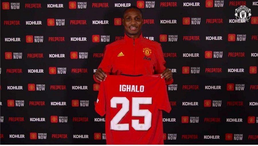 Man Utd a tranché pour l'avenir d'Ighalo