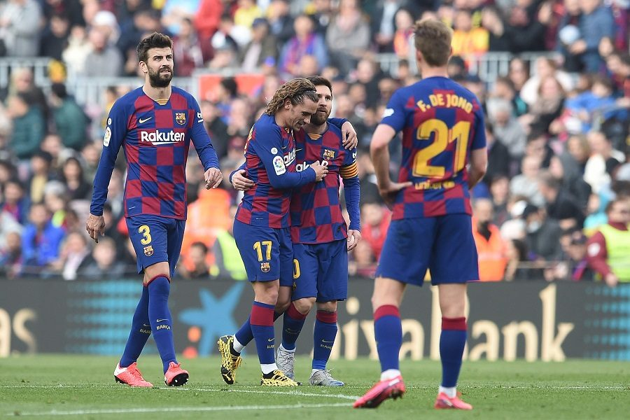 FC Barcelone : au moins 9 départs cet été ?