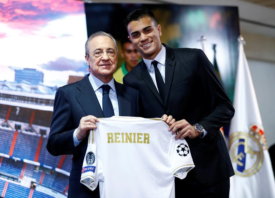 Real Madrid : Reinier Jesus veut marquer l'histoire