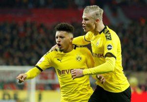 Dortmund : Jadon Sancho pose une condition importante pour rejoindre Manchester United