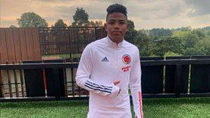 Manchester United vise un jeune buteur colombien