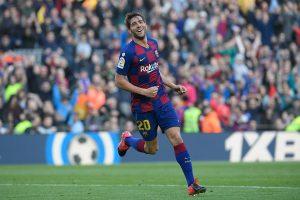 Manchester City veut piocher dans l'effectif du Barça