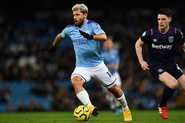 Manchester City : Sergio Aguero ne compte pas partir