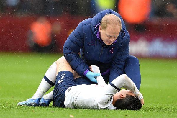 Tottenham : possible fin de saison pour Son Heung-Min !