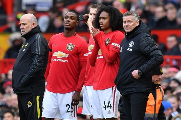 Man United : Odion Ighalo pourrait repartir