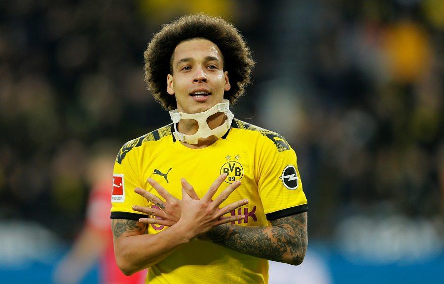 Dortmund – PSG : Witsel et Hazard mettent en garde Thomas Meunier