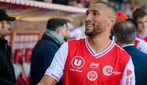 Le Stade de Reims prolonge Yunis Abelhamid