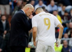 Real Madrid : Karim Benzema ciblé par un club italien