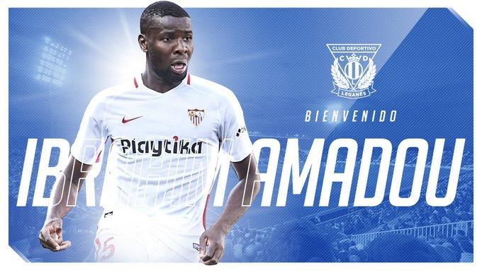 Officiel : Ibrahim Amadou rebondit à Leganes