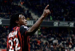 Nice : Arnaud Lusamba proche de signer en Angleterre