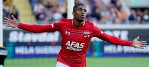 Le Milan AC vise un jeune buteur néerlandais