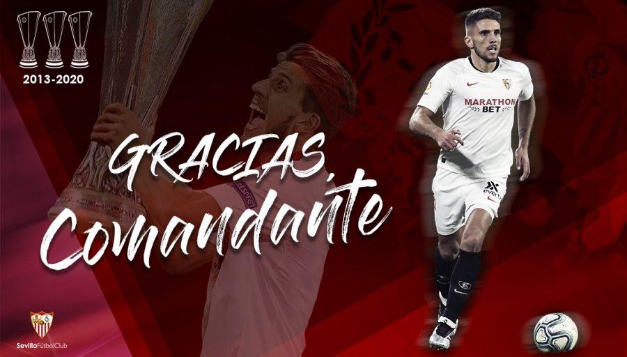 Officiel : Daniel Carriço quitte le FC Séville